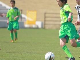 YAJINスタジアム U15 サッカー